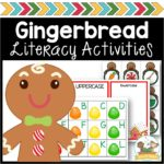 Gingerbread Literacy Activities