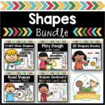 2D Shapes Bundle