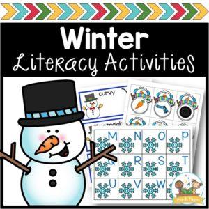 Winter Literacy