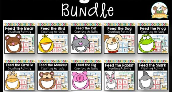 Feed the Counting Games Bundle
