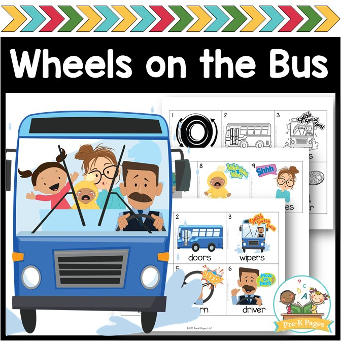 Wheels on the Bus Song Rhyme