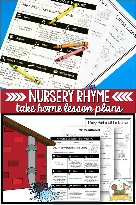 Preschool at Home Lesson Plans week 2