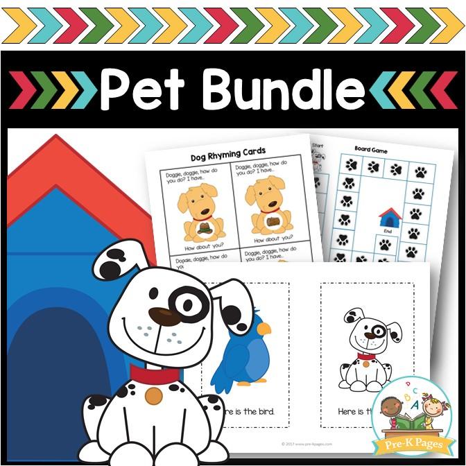 Pets Theme Bundle