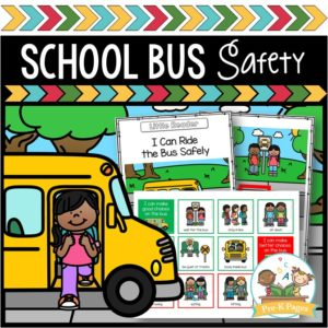 Bus Safety Rules and Routines