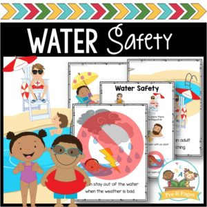 Water Safety for Preschool and Pre-K