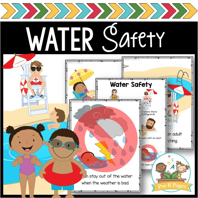 Water Safety for Preschool