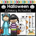 Halloween Literacy Activities for Preschool