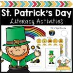 Literacy Activities for St Patricks Day in Preschool