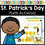 Math Activities for St. Patrick's Day in Preschool