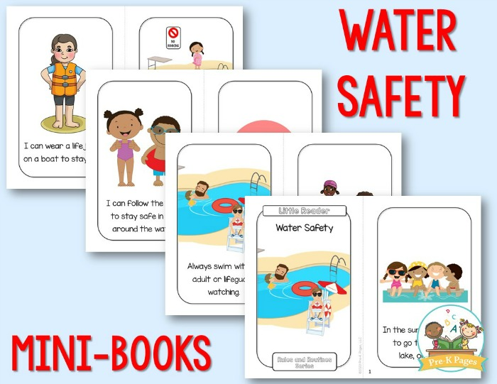 Water Safety for Preschoolers