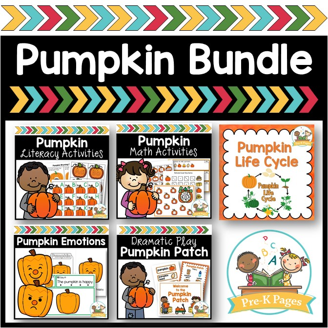 Fun Pumpkin Theme Activities for Preschoolers