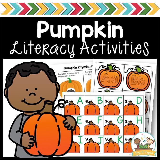 Fun Pumpkin Theme Activities