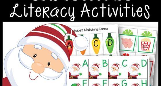 Christmas Literacy