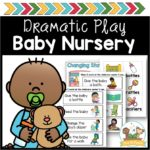 Dramatic Play Baby Nursery