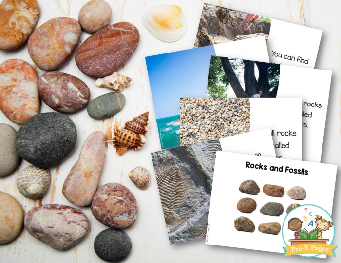Rocks Science Unit