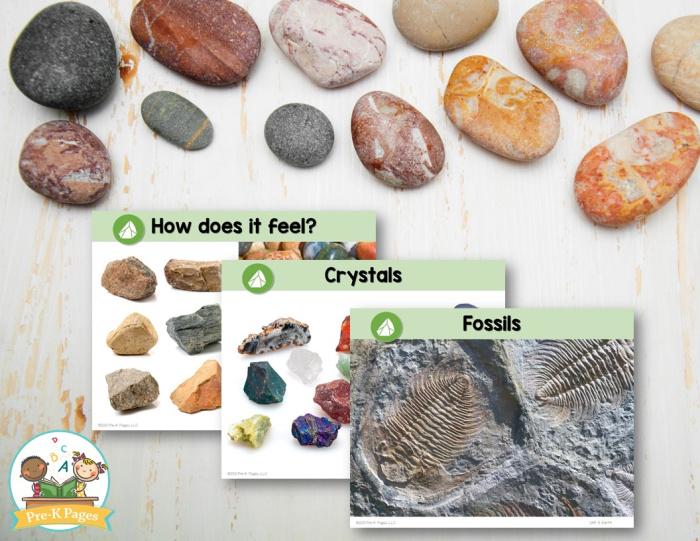 Rocks Science for Preschool