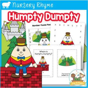 Humpty Dumpty Literacy and Math