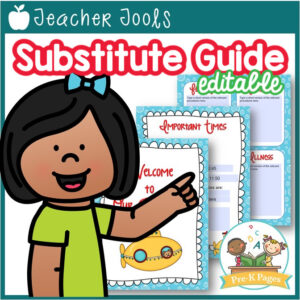 Substitute Organization Guide