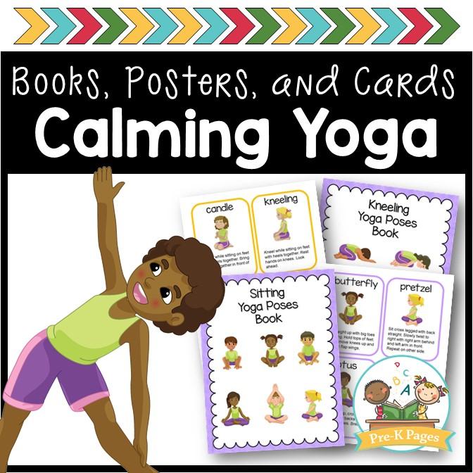 Calming Yoga in the Classroom Kit