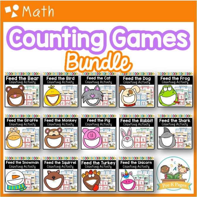 Counting Games Bundle