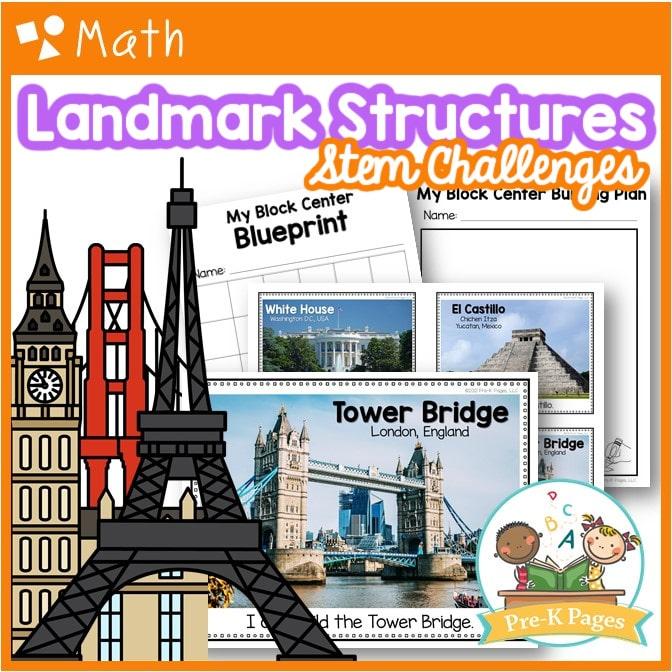 Landmark STEM Challenges