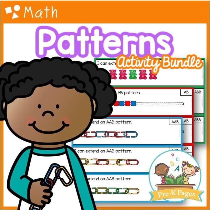 Patterning Activities for Preschool