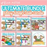 Big Bundle of Play Dough task cards