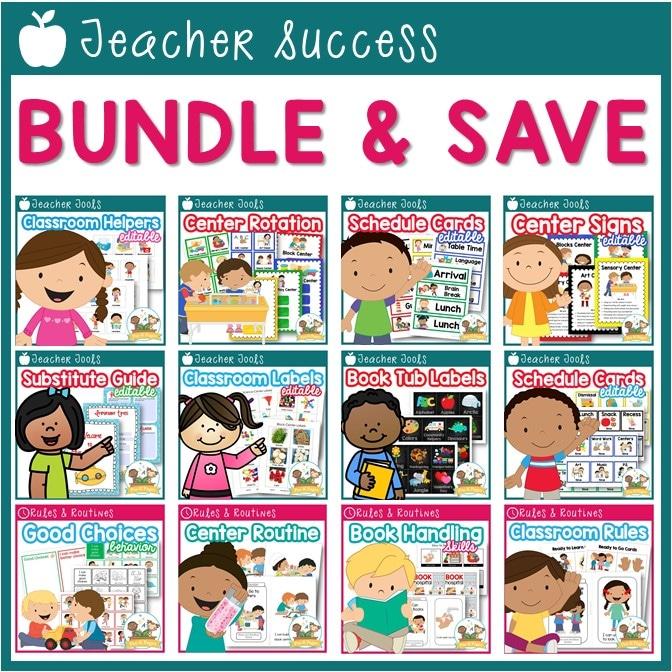 Teacher Success Bundle