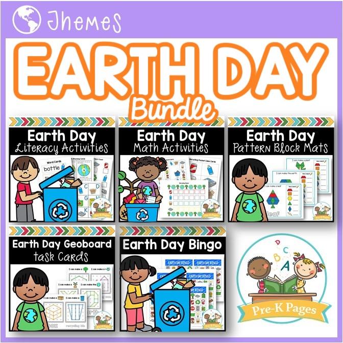 Preschool Earth Day Activities