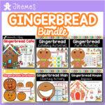 Preschool Gingerbread Man Activities