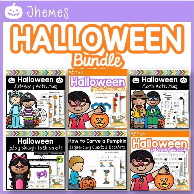 Preschool Halloween Activities