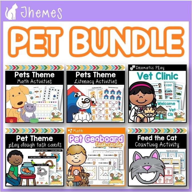 Preschool Pet Activities
