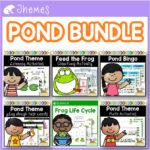 Preschool Pond Activities