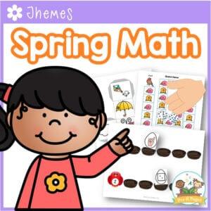 Spring Math Activities