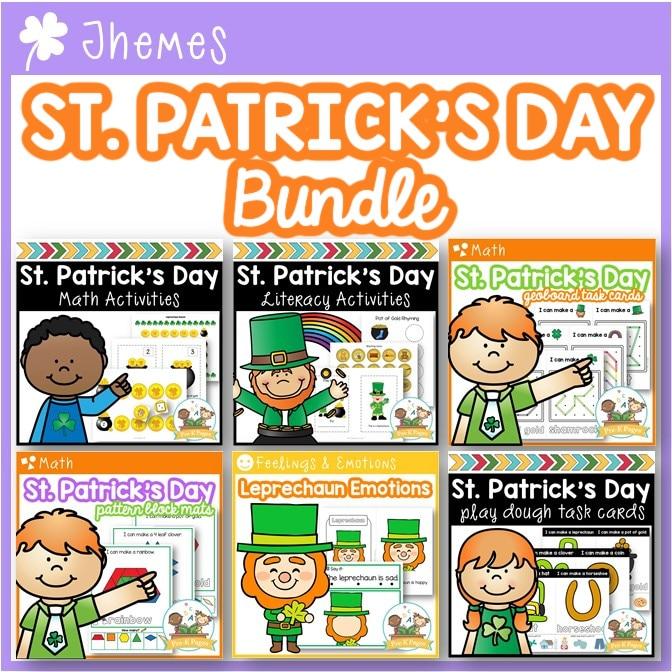 Preschool St. Patrick's Day Activities