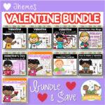 Preschool Valentine Activities