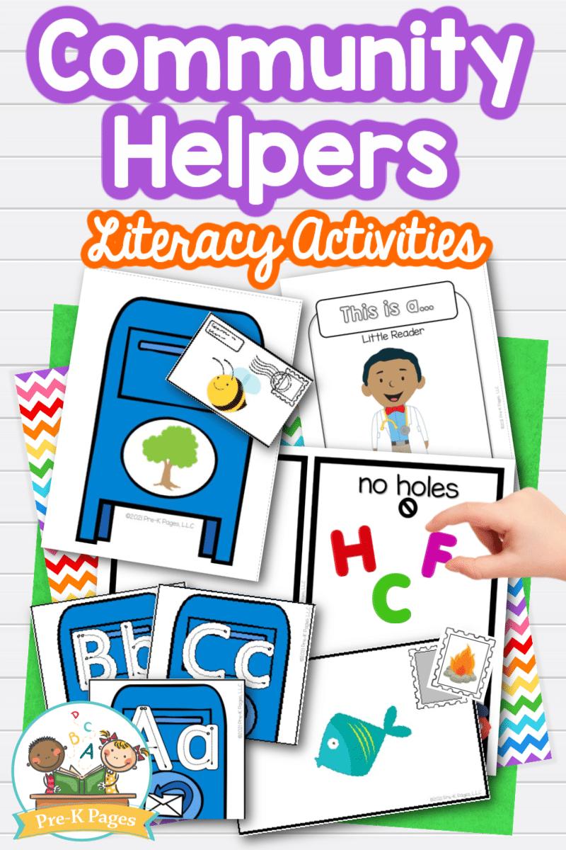 Community Helpers Literacy Activities